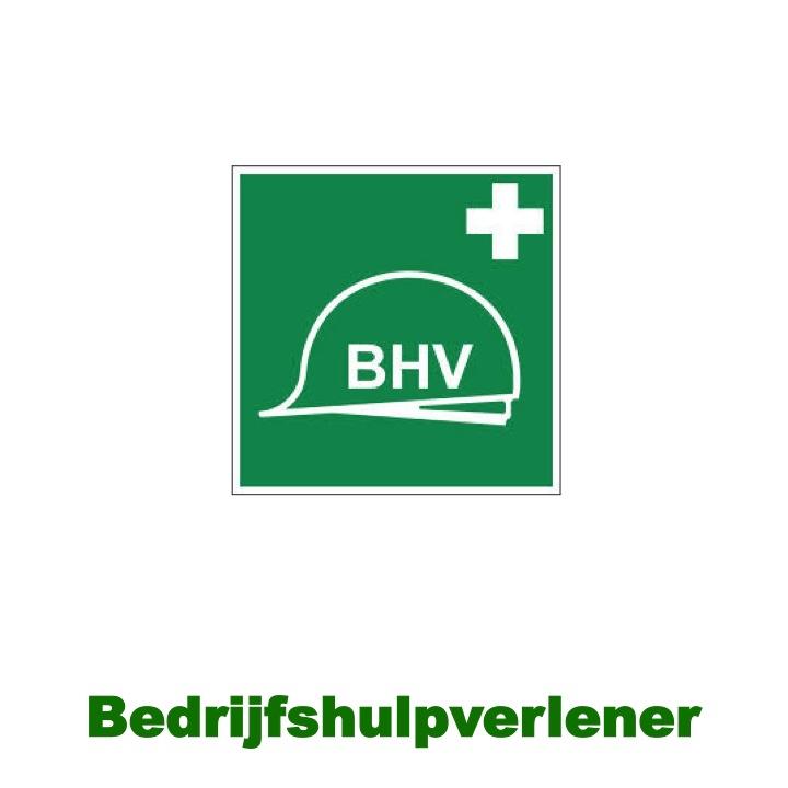 Bedrijfshulpverlener (BHV) + AED