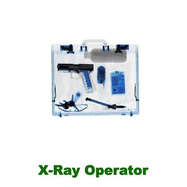 X-Ray Operator